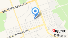 Восток-Сервис-Иркутск на карте