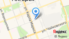 Face bar на карте