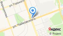 Ампаро на карте