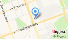 Адвокатский кабинет Шайкова А.М. на карте