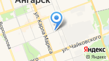 Ангарск Инфо на карте
