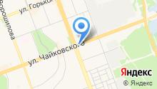 91-й квартал на карте