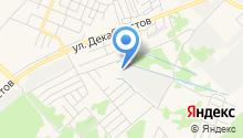 АЗС на ул. 278-й квартал на карте