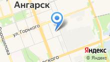Ангарская городская детская стоматологическая поликлиника на карте
