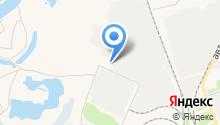 Ангарскцемент на карте