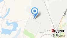 АЗП на карте
