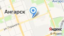 Аква Байкал на карте