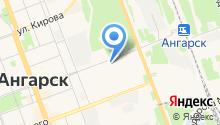 Анфилада на карте