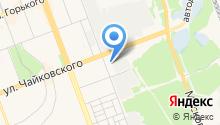 Автошины Иркутска на карте