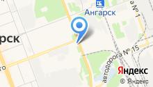 АГЗС на карте