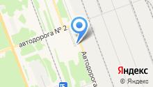 Ангарская нефтехимическая компания на карте
