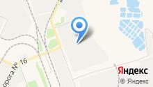 Ангарский завод металлоконструкций на карте