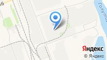 Ангара-Реактив на карте
