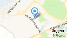 Детский сад №17, Золотой ключик на карте