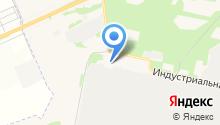 Иркутсккабель на карте