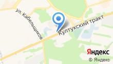 Игорь Краузе на карте