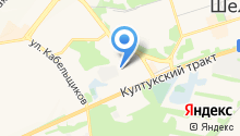 Сибградстрой на карте