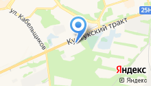 Красноярск мебель на карте