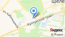 Такси Регион на карте