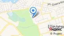 Городской музей Г.И. Шелехова на карте