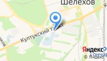 АЗС Сибиряк на карте
