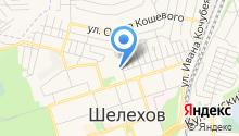 Оздоровительный центр на карте