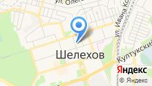 Центральная библиотека г. Шелехова на карте