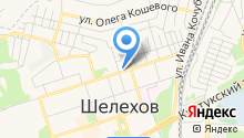 Прокуратура г. Шелехова на карте