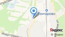 Шелеховские отопительные котельные, МУП на карте