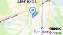 Красноярская продовольственная компания на карте