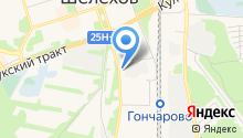 Шелеховмежрайгаз на карте