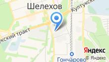 Янова на карте