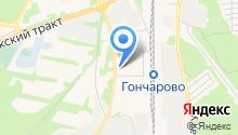 Шелеховское отделение Иркутской областной общественной организации охотников и рыболовов на карте
