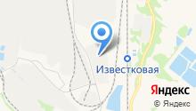 Байкал Пласт на карте