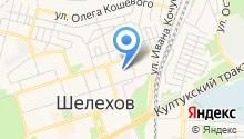 Межрайонная инспекция Федеральной налоговой службы России №19 по Иркутской области на карте