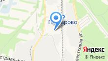 Отдел Военного комиссариата Иркутской области по г. Шелехову на карте