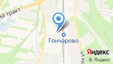 Рос на карте
