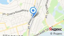 Сектор Ком Плюс на карте