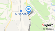 Байкал-Терминал на карте