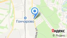 Служба государственного надзора за техническим состоянием самоходных машин и других видов техники Иркутской области на карте