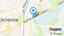 SHANTUI на карте