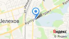Байкал-АвтоТрак-Сервис на карте