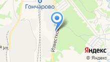 АмурВтормет-Байкал на карте