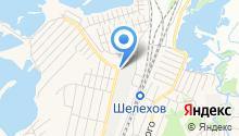 Иркутскзверопром на карте