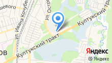 Шелеховский водоканал, МУП на карте
