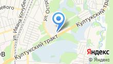 Шелеховский водоканал на карте