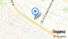 АльтеррА на карте