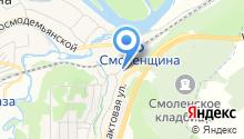Авточехлы38 на карте