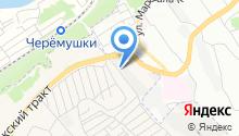 Автостекла на Угольной на карте