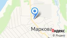 Церковь Воскресения Христова на карте